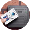 proximity card reader security